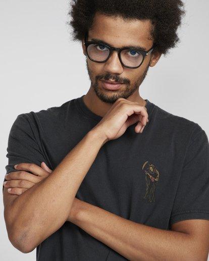2 Reapin T-Shirt Noir N1SS38BIP9 Billabong