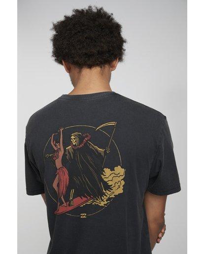 3 Reapin T-Shirt Noir N1SS38BIP9 Billabong