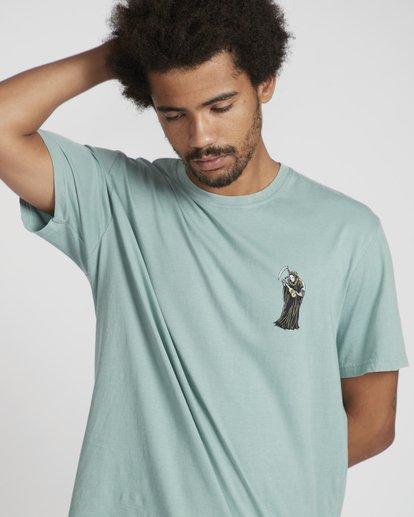 5 Reapin T-Shirt Verde N1SS38BIP9 Billabong