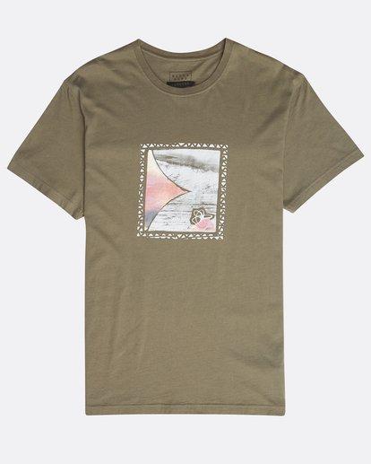 0 Happy Place T-Shirt  N1SS39BIP9 Billabong