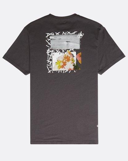 1 Pigment Line T-Shirt Gris N1SS40BIP9 Billabong
