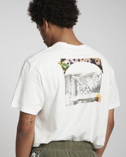 5 Pigment Line T-Shirt Beige N1SS40BIP9 Billabong
