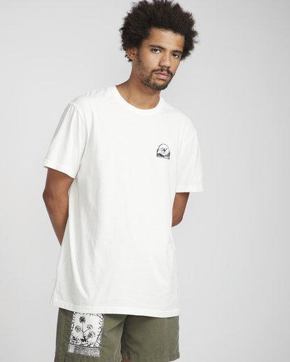 2 Pigment Line T-Shirt Beige N1SS40BIP9 Billabong