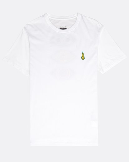 0 Ocular T-Shirt Blanco N1SS45BIP9 Billabong