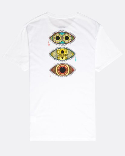 1 Ocular T-Shirt Blanco N1SS45BIP9 Billabong