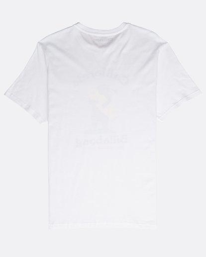 1 Golden State T-Shirt Blanc N1SS50BIP9 Billabong