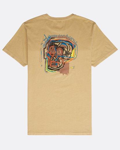 1 83 T-Shirt Beige N1SS51BIP9 Billabong
