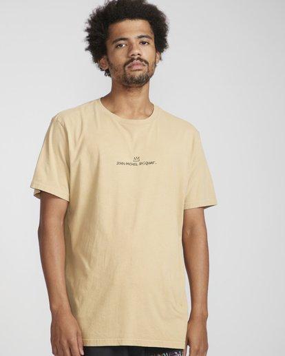 2 83 T-Shirt Beige N1SS51BIP9 Billabong