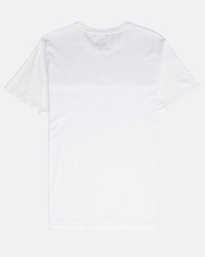1 Birdofparadise T-Shirt White N1SS54BIP9 Billabong