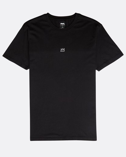0 Testpress T-Shirt Negro N1SS59BIP9 Billabong