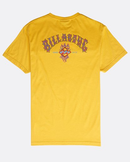 1 Archfiret-Shirt Yellow N1SS61BIP9 Billabong