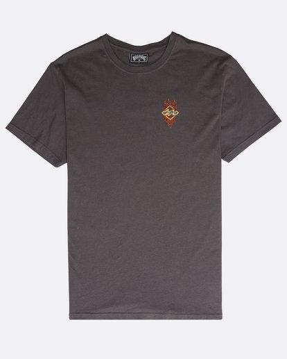 0 Archfiret-Shirt Grey N1SS61BIP9 Billabong