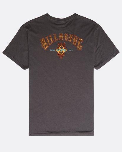 1 Archfiret-Shirt Grey N1SS61BIP9 Billabong