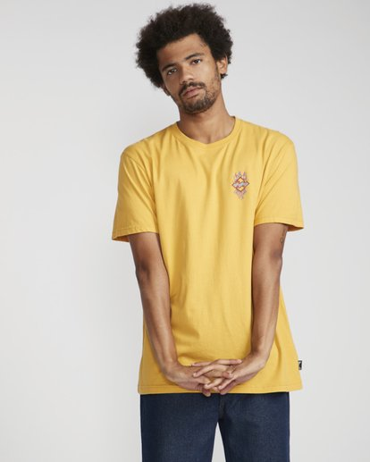 3 Archfiret-Shirt Yellow N1SS61BIP9 Billabong