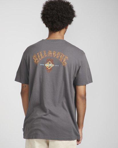 5 Archfiret-Shirt Grey N1SS61BIP9 Billabong