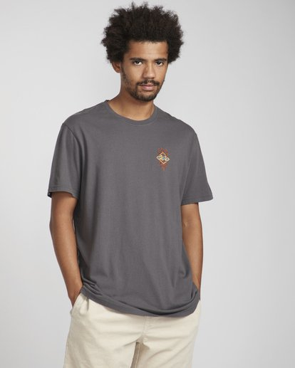 2 Archfiret-Shirt Grey N1SS61BIP9 Billabong