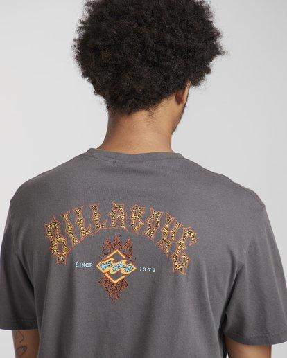 4 Archfiret-Shirt Grey N1SS61BIP9 Billabong