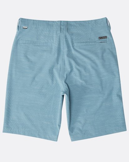1 Crossfire X Slub Submersibles Shorts Blau N1WK02BIP9 Billabong