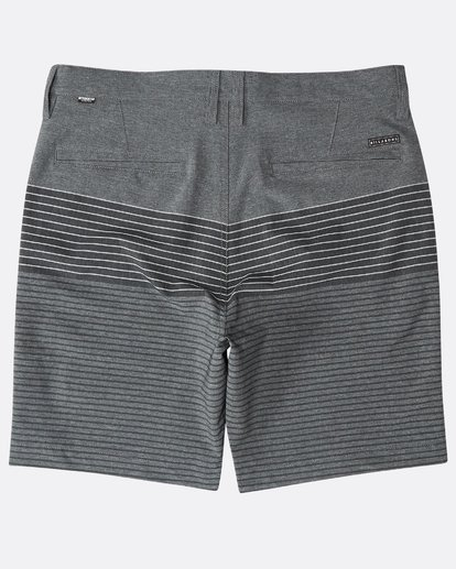 1 Crossfire X Stripe Submersibles Shorts Grau N1WK03BIP9 Billabong