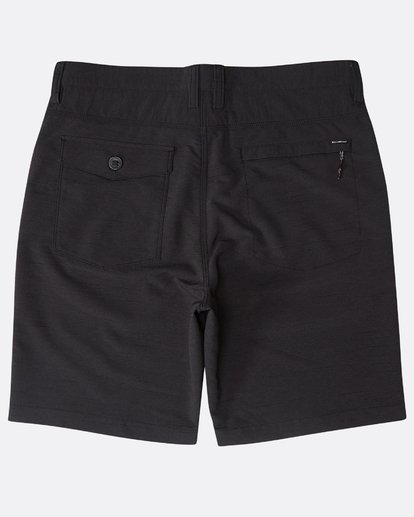 1 Surftrek Wick Submersibles Shorts Noir N1WK06BIP9 Billabong