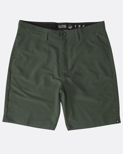 0 Surftrek Wick Submersibles Shorts Verde N1WK06BIP9 Billabong
