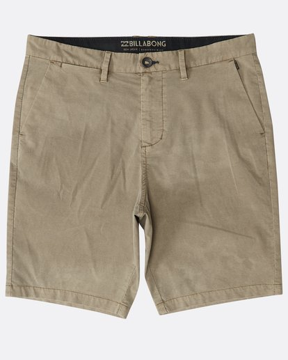 0 New Order X Overdye Submersibles Shorts Grün N1WK08BIP9 Billabong