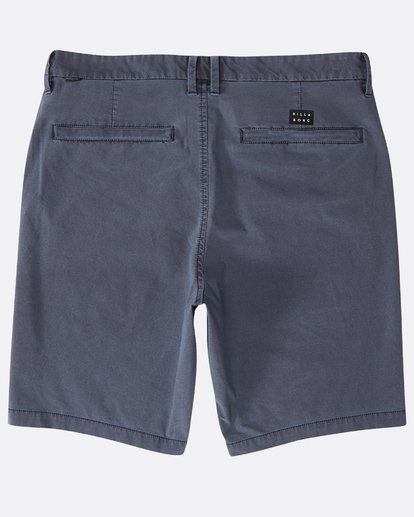 1 New Order X Overdye Submersibles Shorts Violett N1WK08BIP9 Billabong