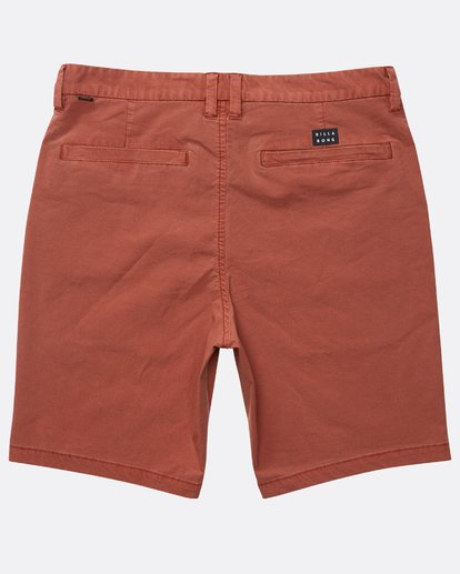 1 New Order X Overdye Submersibles Shorts Grün N1WK08BIP9 Billabong