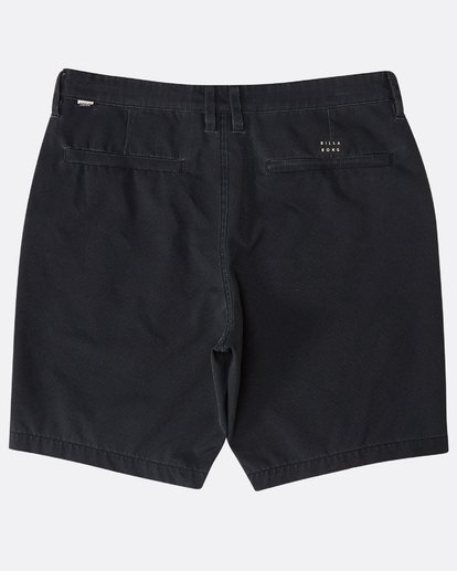 1 New Order X Ripstop Submersibles Shorts Schwarz N1WK09BIP9 Billabong