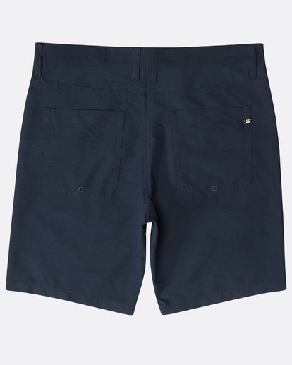 1 Outsider Submersibles Shorts Blau N1WK11BIP9 Billabong