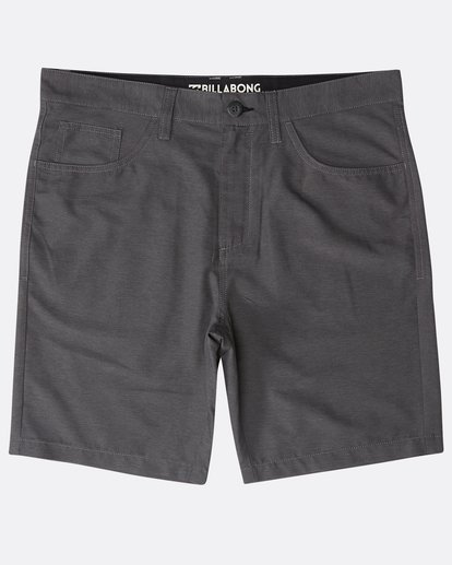 0 Outsider Submersibles Shorts Schwarz N1WK11BIP9 Billabong