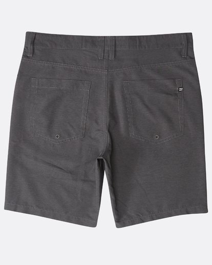 1 Outsider Submersibles Shorts Schwarz N1WK11BIP9 Billabong