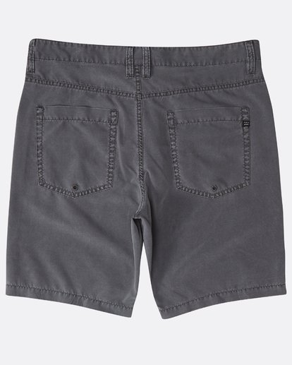 1 Outsider Submersibles Shorts Grau N1WK11BIP9 Billabong