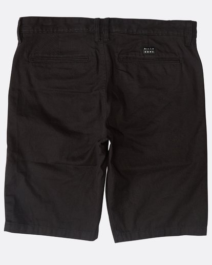 1 All Day Chino Shorts Schwarz N1WK12BIP9 Billabong