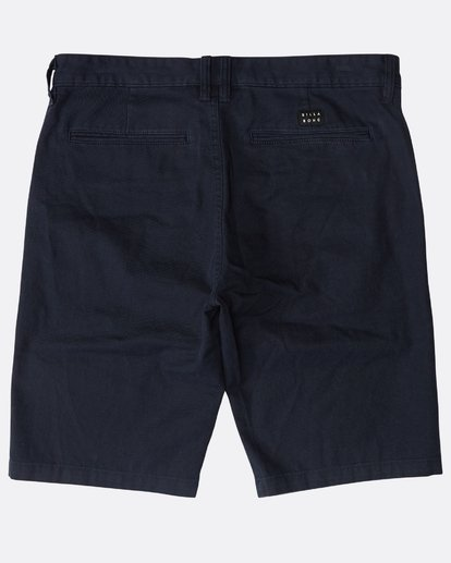 1 All Day Chino Shorts Azul N1WK12BIP9 Billabong