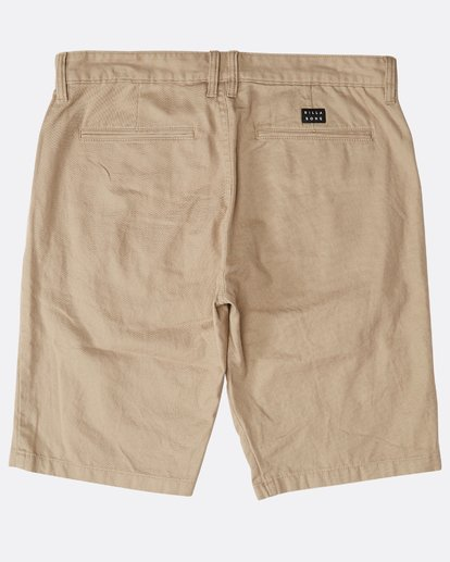 1 All Day Chino Shorts Grün N1WK12BIP9 Billabong