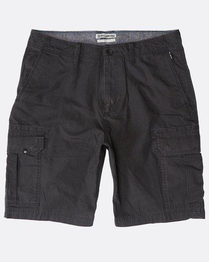 0 Scheme Cargo Shorts Gray N1WK14BIP9 Billabong