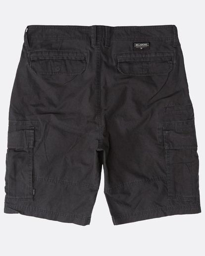 1 Scheme Cargo Shorts Gray N1WK14BIP9 Billabong