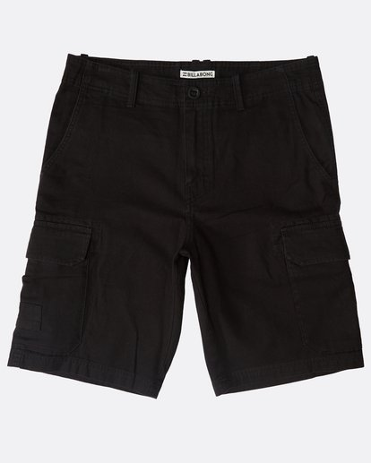 0 All Day Cargo Shorts Schwarz N1WK15BIP9 Billabong