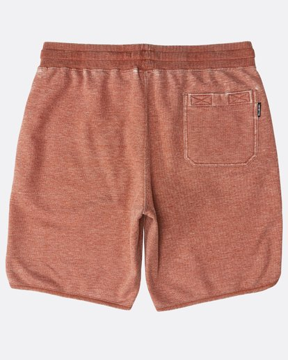 1 All Day Wave Washed Shorts Grün N1WK20BIP9 Billabong