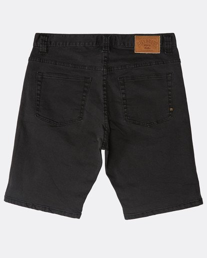 1 Outsider Denim Shorts Negro N1WK23BIP9 Billabong