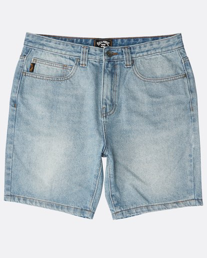 0 Fifty Shorts Blau N1WK24BIP9 Billabong