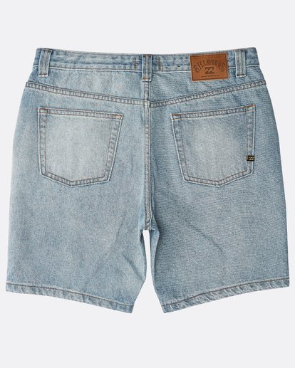 1 Fifty Shorts Blau N1WK24BIP9 Billabong