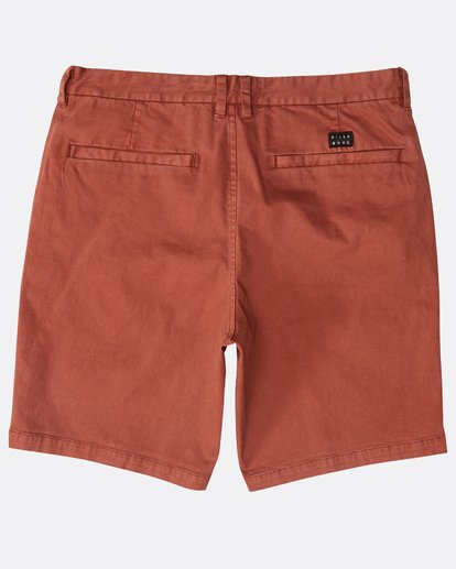 1 New Order Wave Wash Shorts Verde N1WK26BIP9 Billabong