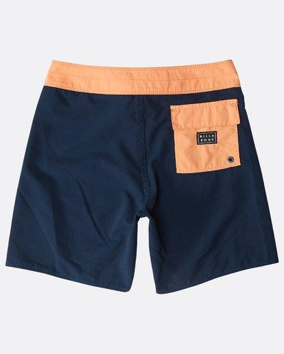 1 Boys' All Day Originals Boardshorts Bleu N2BS11BIP9 Billabong