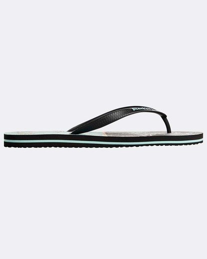 1 Boys' Tides Fify50 Sandals Blue N2FF02BIP9 Billabong