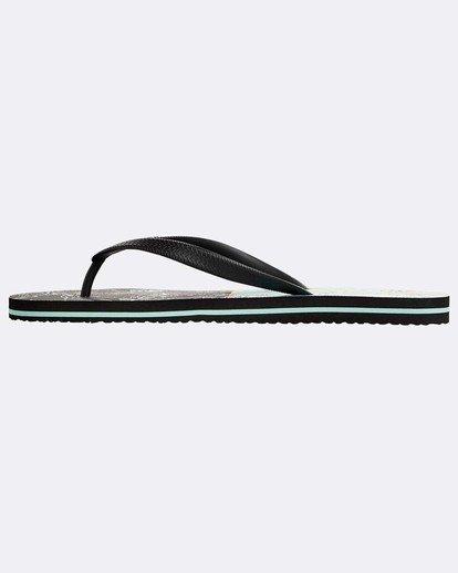 2 Boys' Tides Fify50 Sandals Blue N2FF02BIP9 Billabong