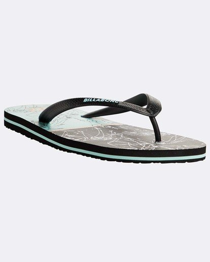 3 Boys' Tides Fify50 Sandals Blue N2FF02BIP9 Billabong