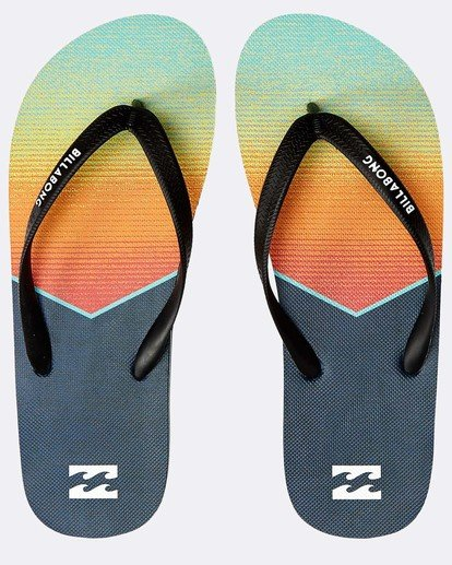 0 Boys' Tides Northpoint Sandals Orange N2FF05BIP9 Billabong