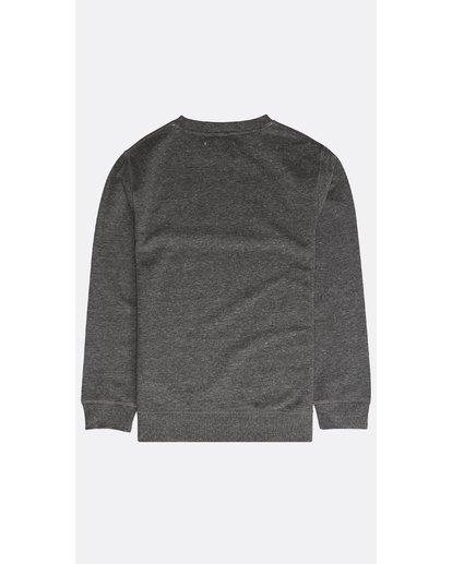 1 Boys' All Day Sweatshirt Noir N2FL01BIP9 Billabong